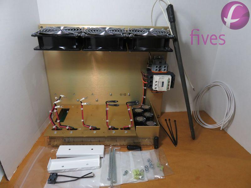 POWER SUPP/CHASSIS W/REGEN;GTK 4020-6535